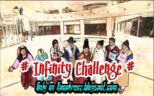Infinite Challenge Ep.357 (The Face Reader - The Game Of Kings #2) ~