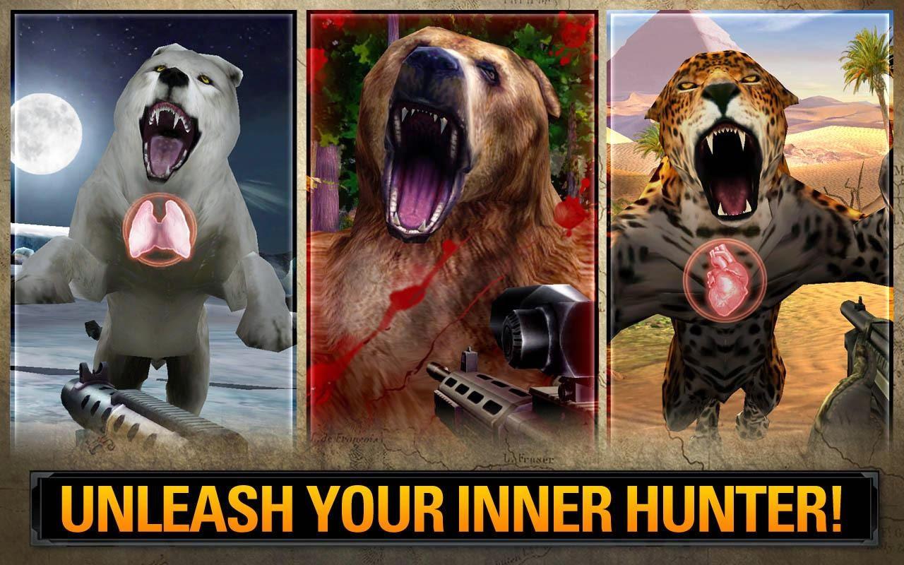 download game deer hunter offline apk