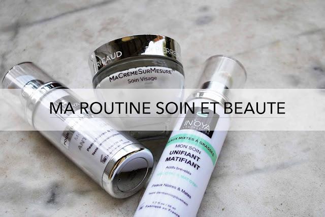 routine soin et beauté peau noire, routine soin, peau noire, blog afro, blog mode marseille