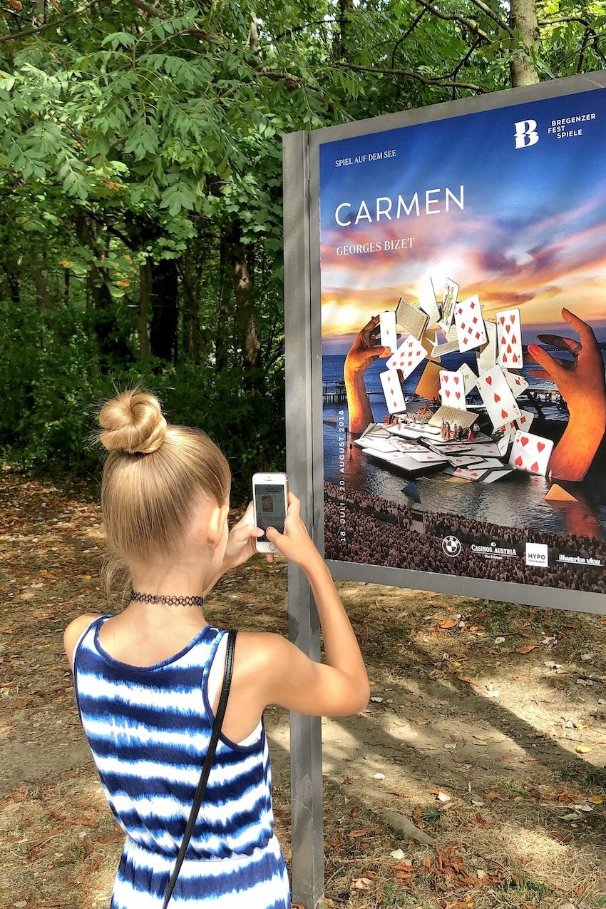 Carmen Festspiele Bregenz