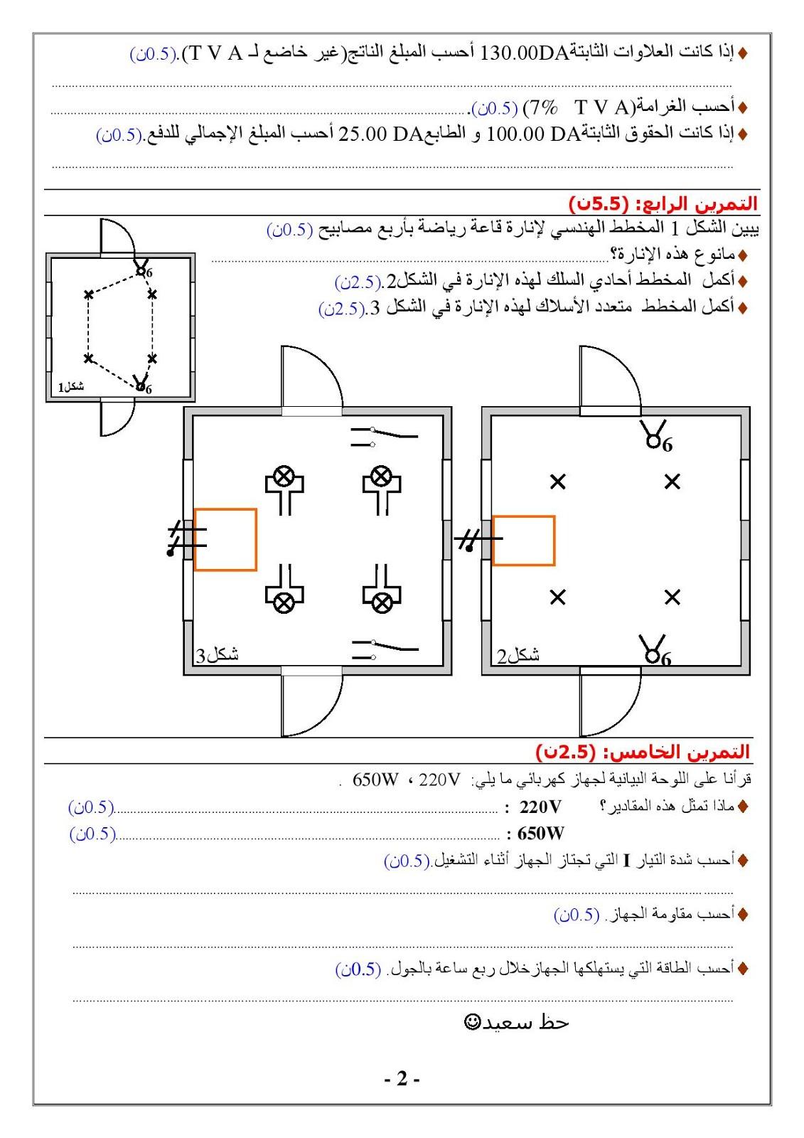 الهندسة كهربائية