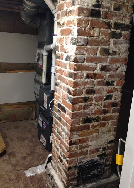 Introdcuing: Averie Lane Farmhouse (empty house tour) basement