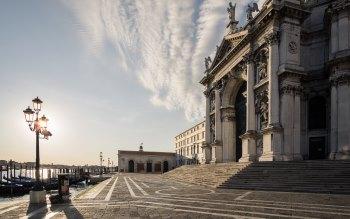 Wallpaper: Basilica di Santa Maria della Salute