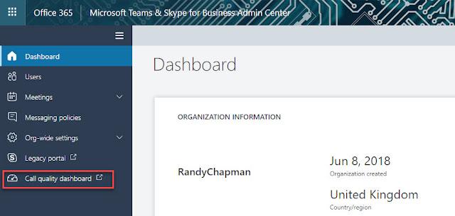 Randy's Lync, Skype, Teams and UC Blog