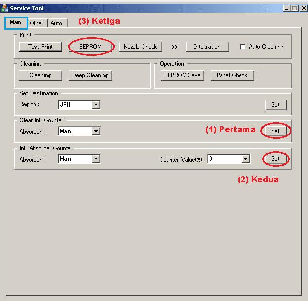Cara Mudah Memperbaiki Printer Canon MP237 Error 5B00 dan