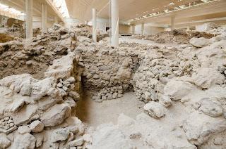 Ακρωτήρι της Σαντορίνης: H ιστορία ενός μυστικού αρχαίου πολιτισμού
