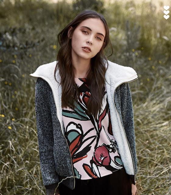 Camperas de mujer invierno 2017 moda.