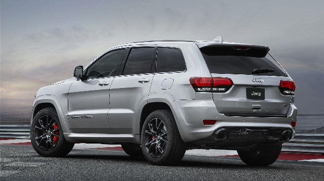 2018 Jeep Srt 8 Price