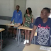 Former bread seller, Olajumoke goes to school, see photos of her in summer classes