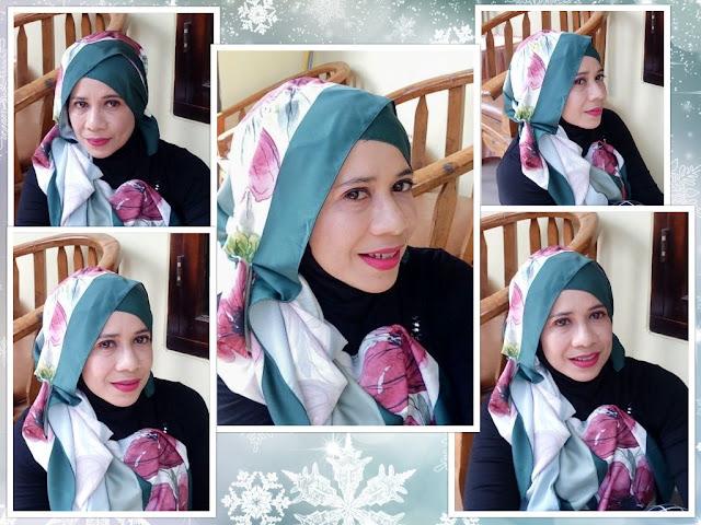 scarf cantik