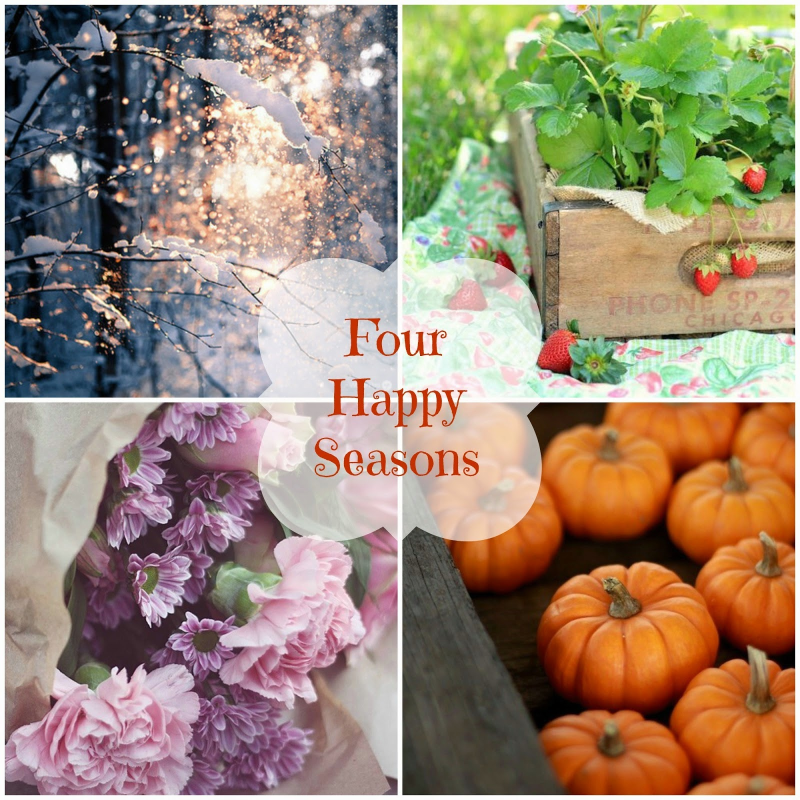 Four Happy Seasons