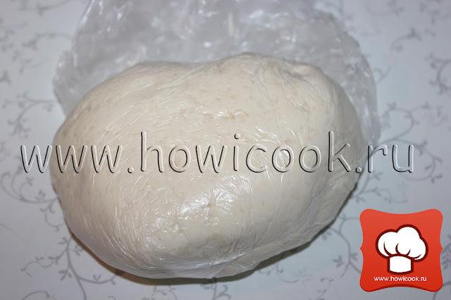 Печенье с рикоттой (итальянская кухня) пошаговые фото