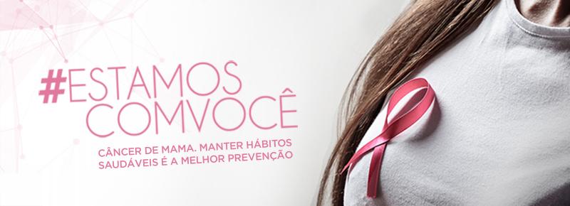 Outubro Rosa - Tudo sobre Câncer de mama
