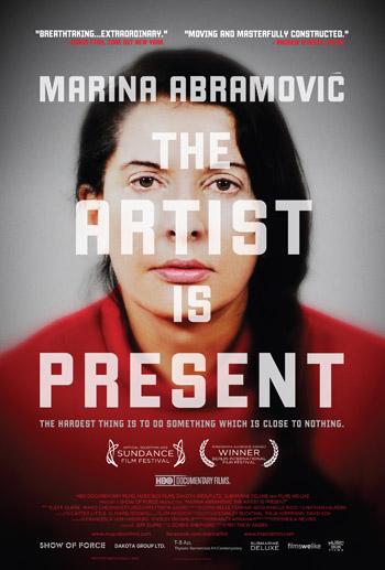 Marina Abramovic: la artista está presente (2012)