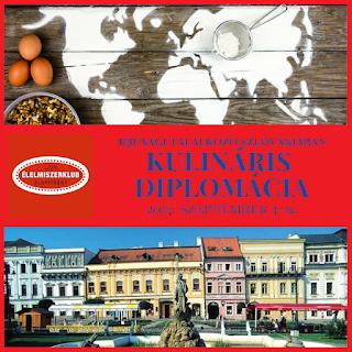 EK E+ YE SK Kulinaris diplomacia