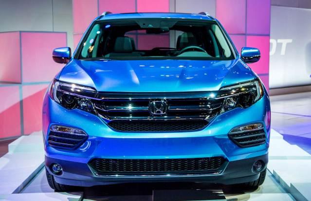2018 Honda Odyssey Redesign Australia >> 2018 Honda Pilot Redesign | Auto Honda Rumors