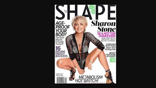 Sharon Stone Shape
