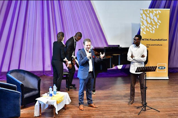 Useful tips we learnt from the Masterclass for MUSON scholars sponsored by MTN Foundation