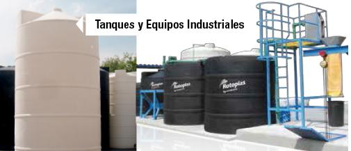 Tanques de Polietileno para Agua y Químicos