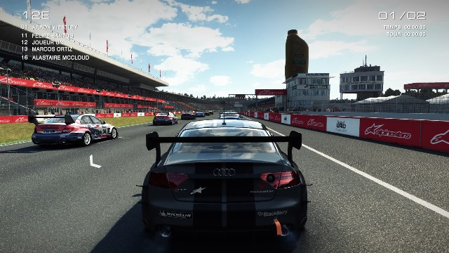 Download Grid Autosport PC Games Gameplay