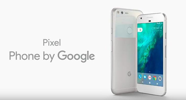 What is the price Smartphone Google Pixel and Pixel XL ?