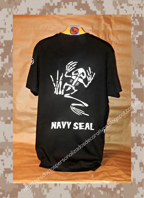camiseta personalizada airsoft