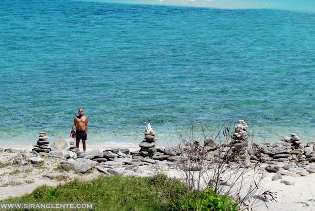 Tinalisayan Island Beach