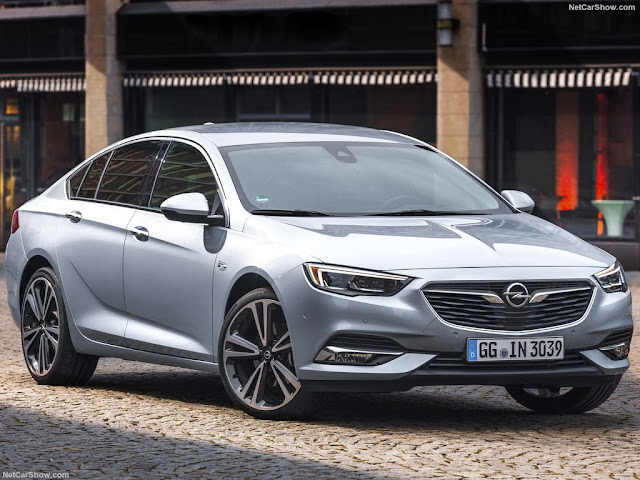 2017 Opel Insignia Grand Sport - #Opel #Insignia #Sport #new_car