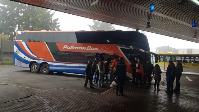 🚍Osorno: Terminal de buses con horario y medidas sanitarias