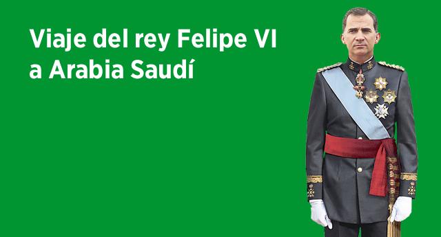 La reina Letizia se niega a acompañar a Felipe VI a Arabia Saudí