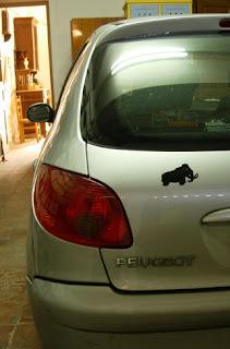 l'adhesiu del mamut pel cotxe o per on vulguis!