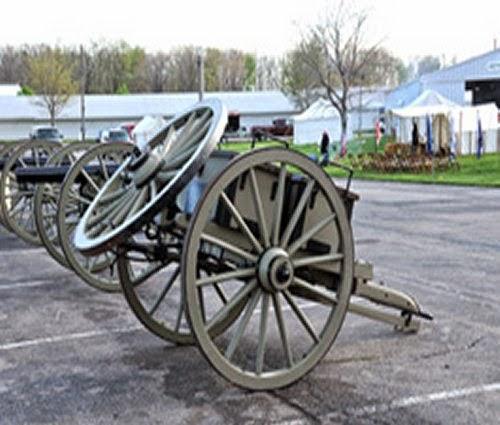 Artillery Caissons picture 1
