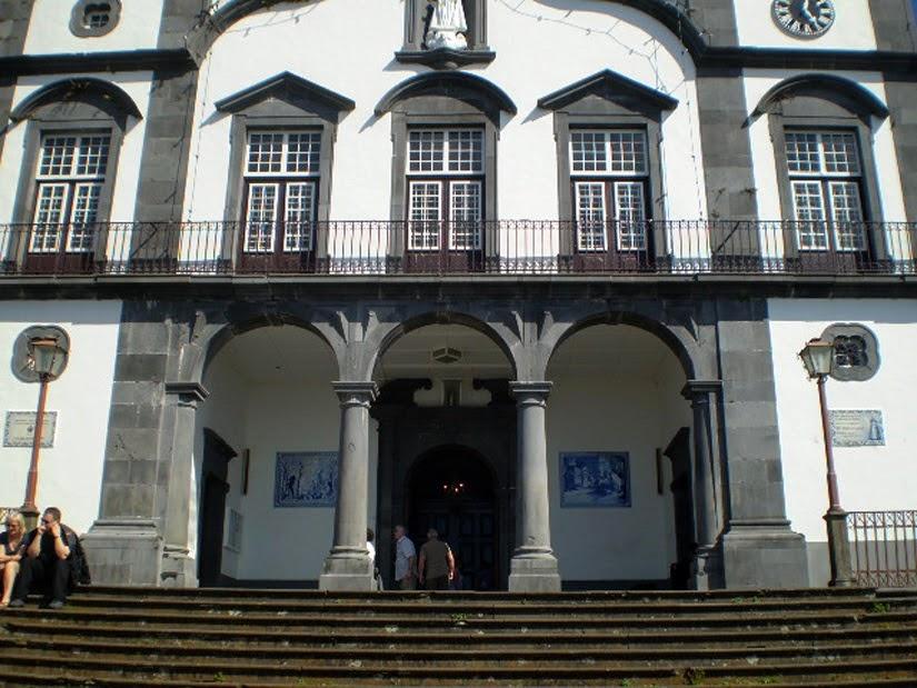 Igreja Nossa Senhora do Monte Ilha da Madeira - Funchal (Portugal)