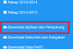 Panduan Cara Download Data Prefill Dapodik