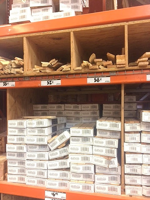 home depot, fencing, signs, lumber, wood, wood stakes, wood pickets, diy, diy projects, lumberyard, junk, repurpose