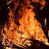 Avar égett Püspökladánynál