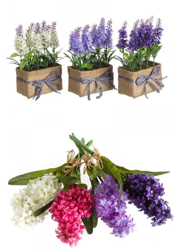 Plantas y flores artificiales para decorar tu hogar - Flores artificiales para decorar ...