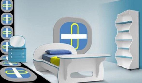 muebles dormitorios nios