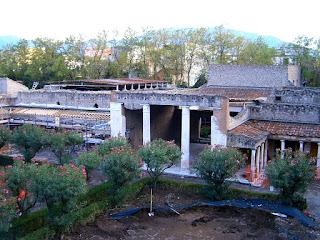 Italia; Italy; Italie; Campania; Torre Annunziata; Oplonti; Villa Popea