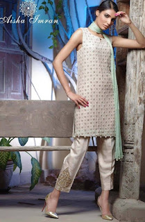 Aisha Imran Formal Collection 2016-17 for Winter / Summer Parties