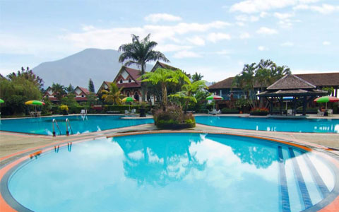 5 Hotel Murah Dengan View Bagus Di Batu Malang