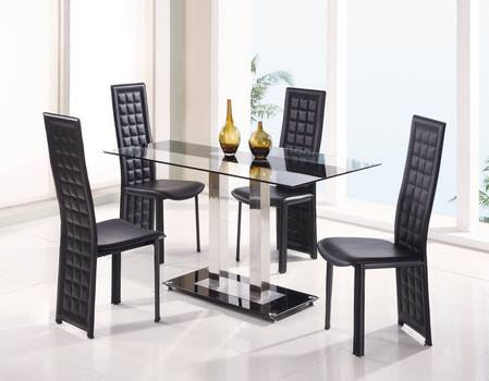 perfect why buy a glass top dining table - Small Glass Top Dining Table