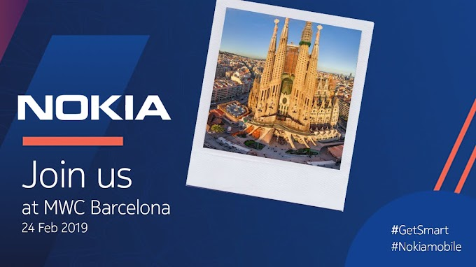 Watch the Nokia MWC 2019 event