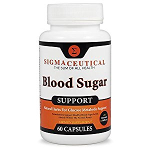 Premium Blood Sugar Support Supplement - Normal Blood Glucose Control & Natural Weight Loss - Vitamin and Herb Extract Formula w/ Guggul, Mulberry...