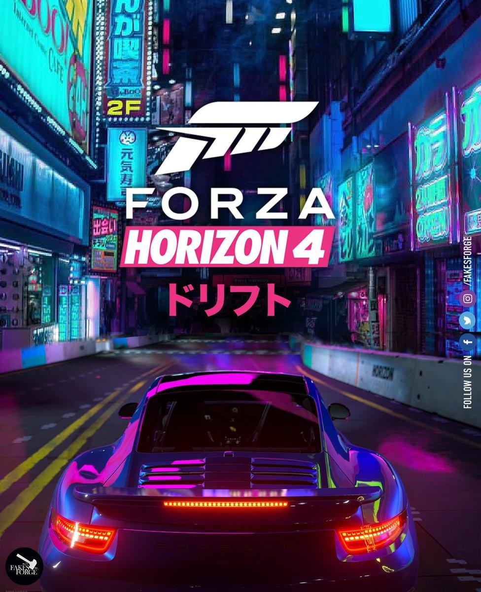 Forza Horizon 4 podría ambientarse en Japón