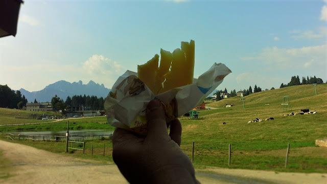 Formaggio di Montagna Malga Pizzegoro Recoaro