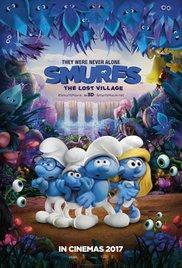 ŠTRUMPFOVI: SKRIVENO SELO - Smurfs: The Lost Village (2017)  Opis Filma