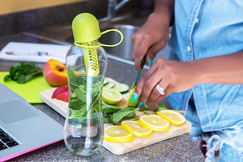 Hydration Tips And Healthy Skin With Bobble bottle, www.jadore-fashion.com