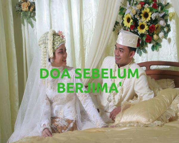 Khusus Untuk Suami-Istri, ini Do'a Sebelum Kamu Berjima' Agar Diberkahi Allah