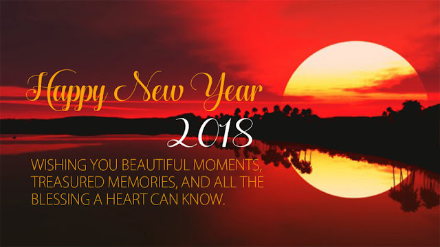 Best Happy New Year 2018 Greetings, Famous Quotations, Sayings